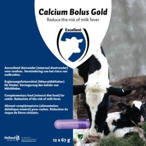 Calcium Bolus Gold Kuh
