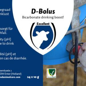 D-Bolus für Kälber